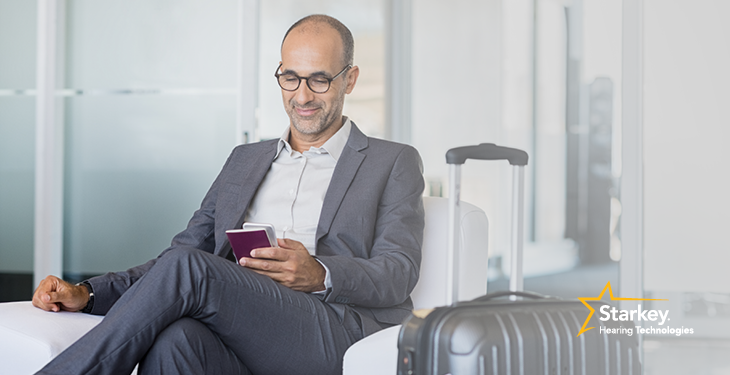 Do's and don'ts of traveling with hearing aids