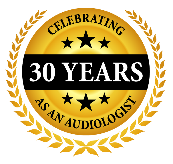 Celebrating 30 years as an audiologist - Vicky Kirkwood