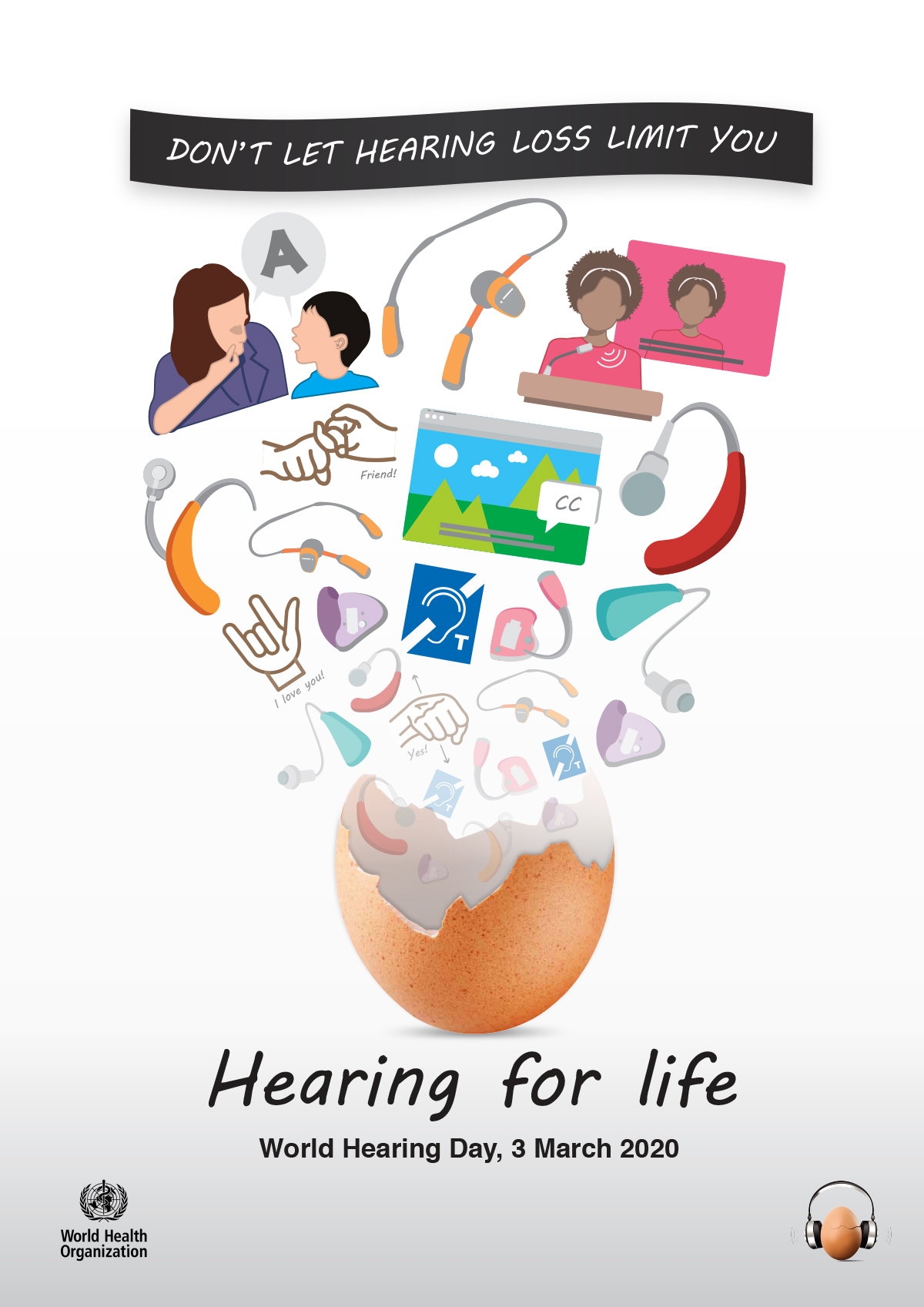 2020 World Hearing Day – 3rd March